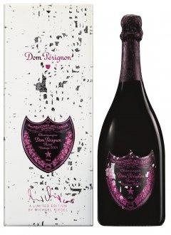 Dom Pérignon Vintage Rosé 2004 éd. Riedel 2004 Bouteille 75CL Coffret