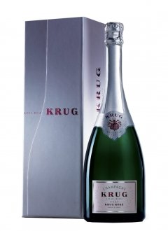 Krug Krug rosé Non millésimé Demi-bouteille 37,5CL Coffret