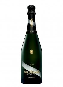 Mumm Brut Millésime 2012 2012 Bottle 75cl Nu