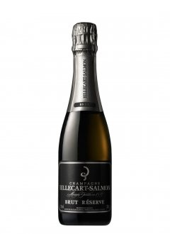 Billecart-Salmon Brut Réserve Non millésimé Demi-bouteille 37,5CL Nu