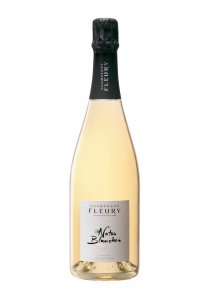 Fleury Notes Blanches 2013 Brut Nature 2013 Bouteille 75CL Nu