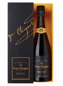 Veuve Clicquot Extra Brut Extra Old Non millésimé Bouteille 75CL Etui
