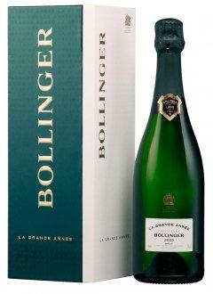 Bollinger La Grande Année 2005 2005 Bottle 75cl Presentation pack