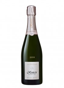 Mailly Grand Cru Extra Brut 2011 2011 Bouteille 75CL Nu