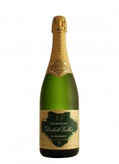 Diebolt-Vallois Blanc de Blancs Non millésimé Demi-bouteille 37,5CL Nu