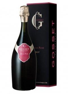 Gosset Grand Rosé Non millésimé Bouteille 75CL Etui