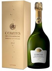 Taittinger Comtes de Champagne 2007 2007 Magnum 150CL Coffret