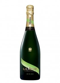 Mumm Demi-Sec Non vintage Bottle 75cl Nu