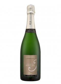 Nicolas Maillart Platine Premier Cru Extra Brut Non vintage Bottle 75cl Nu