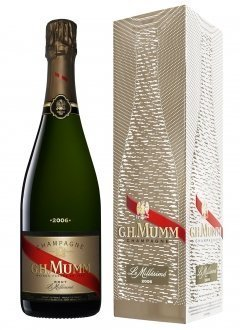 Mumm Brut Millésime 2006 2006 Bottle 75cl Box