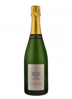 Vazart-Coquart Cuvée Camille Non millésimé Bouteille 75CL Nu