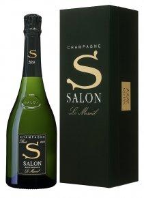 Salon Salon 2004 2004 Bouteille 75CL Caisse bois