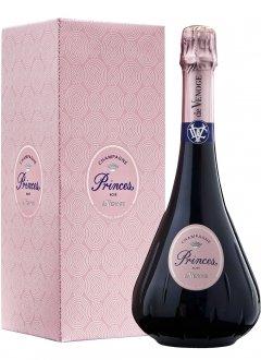 De Venoge Princes Rosé Non millésimé Bouteille 75CL Etui