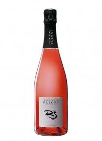 Fleury Rosé de Saignée Non millésimé Bouteille 75CL Nu