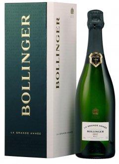 Bollinger La Grande Année 2007 2007 Bottiglia 75 cl Cofanetto