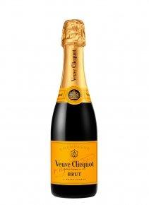 Veuve Clicquot Carte Jaune Non millésimé Demi-bouteille 37,5CL Nu