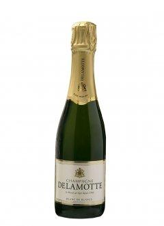 Delamotte Blanc de Blancs Non millésimé Demi-bouteille 37,5CL Nu