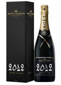 Moët & Chandon Grand Vintage 2012 2012 Bouteille 75CL Etui