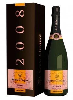 Veuve Clicquot Vintage Rosé 2008 2008 Bouteille 75CL Etui