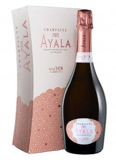 Ayala Rosé n°8 2008 Bottle 75cl Box