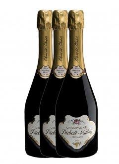Diebolt-Vallois Cuvée Prestige (par 3) Non millésimé Bouteille 75CL Nu