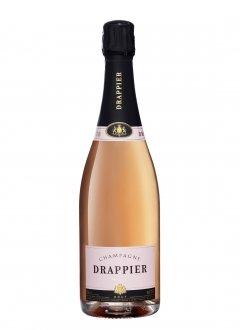 Drappier Brut Rosé Non millésimé Bouteille 75CL Nu