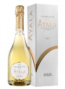 Ayala Blanc de Blancs 2012 2012 Bottiglia 75 cl Astuccio