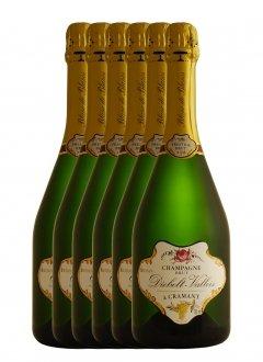 Diebolt-Vallois Cuvée Prestige (par 6) Non millésimé Bouteille 75CL Nu