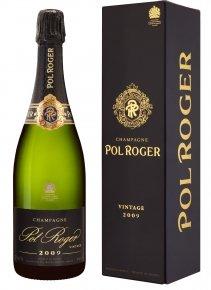 Pol Roger Vintage 2009 2009 Magnum 150CL Etui