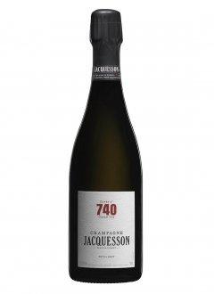 Jacquesson Cuvée 740 Non millésimé Magnum 150CL Nu
