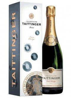 Taittinger Brut Prestige Non millésimé Bouteille 75CL Etui