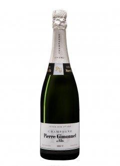 Pierre Gimonnet Brut Cuis 1er Cru Non millésimé Bouteille 75CL Nu