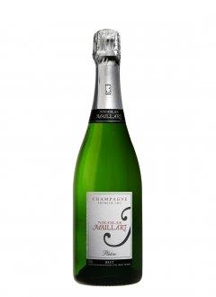 Nicolas Maillart Platine Premier Cru Non vintage Half bottle 37,5cl Nu
