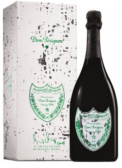 Dom Pérignon Vintage 2006 éd. Riedel 2006 Bouteille 75CL Coffret