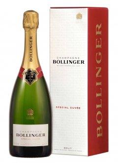 Bollinger Special Cuvée Non vintage Bottle 75cl Box