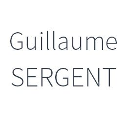 Logo Maison Guillaume Sergent