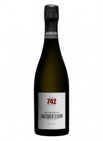 Jacquesson Cuvée 742 Non millésimé Magnum 150CL Nu