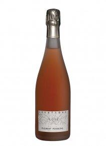 Perseval Brut Rosé Non millésimé Bouteille 75CL Nu