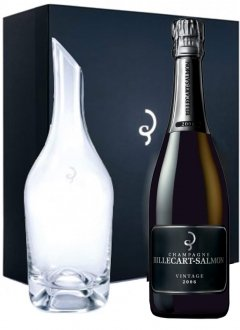 Billecart-Salmon Coffret Vintage 2006 + 1 carafe 2006 Bouteille 75CL Coffret