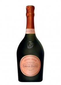 Laurent-Perrier Cuvée Rosé Non millésimé Bouteille 75CL Nu