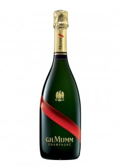Mumm Grand Cordon Non vintage Bottle 75cl Nu
