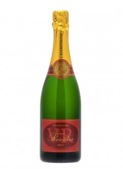Veuve Reuther Brut Tradition Non vintage Bottle 75cl Nu