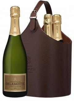 Delamotte Blanc de Blancs 2004 2004 Bottle 75cl Presentation pack
