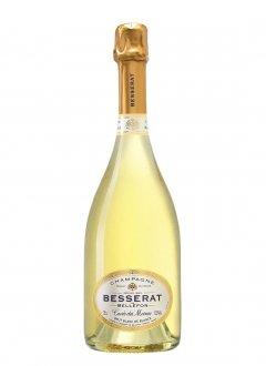 Besserat de Bellefon Cuvée des Moines Blanc de Blancs Non millésimé Bouteille 75CL Nu