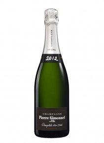 Pierre Gimonnet Oenophile 2012 2012 Bottiglia 75 cl Senza