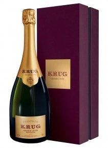 Krug La Grande Cuvée (164e édition) Non millésimé Bouteille 75CL Coffret