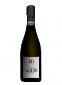 Jacquesson Cuvée 741 Non millésimé Bouteille 75CL Nu