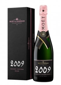 Moët & Chandon Grand Vintage Rosé 2009 2009 Bouteille 75CL Etui