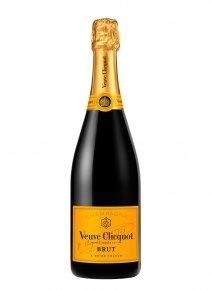 Veuve Clicquot Carte Jaune Non millésimé Bouteille 75CL Nu