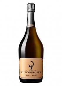 Billecart-Salmon Brut Rosé Non millésimé Magnum 150CL Nu